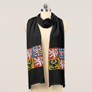 Czech Coat of arms Scarf