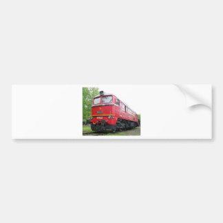 Czech Diesel Bumper Sticker