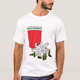 Czech Emblem w/ Lion T-Shirt