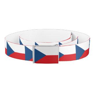 Czech Flag Belt