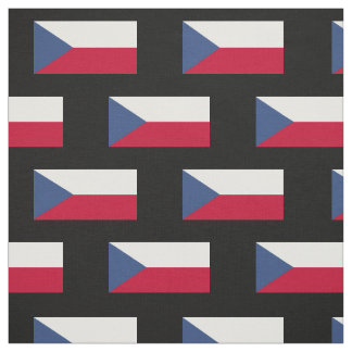 Czech Flag Fabric