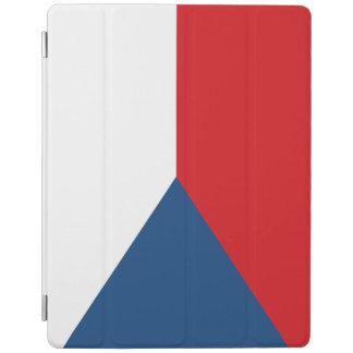 Czech Flag iPad Cover
