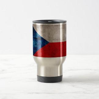 Czech Flag Coffee Mugs