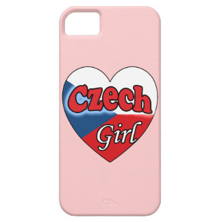 Czech Girl Barely There iPhone 5 Case