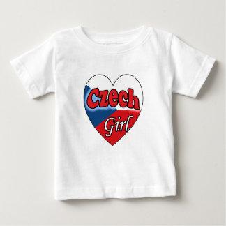 Czech Girl Tee Shirt