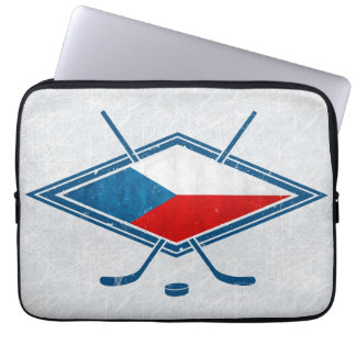 Czech Hockey Flag Logo český Cover