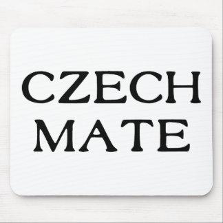 Czech Mate Mouse Pad