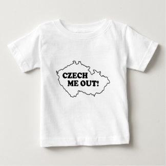 Czech Me Out! Baby T-Shirt