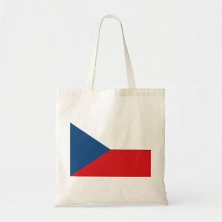 czech republic budget tote bag