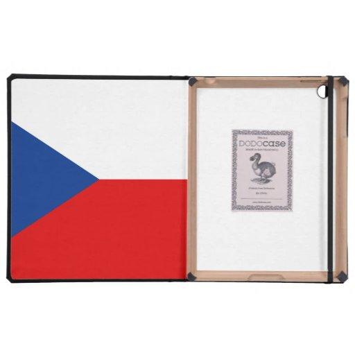 Czech Republic iPad Covers