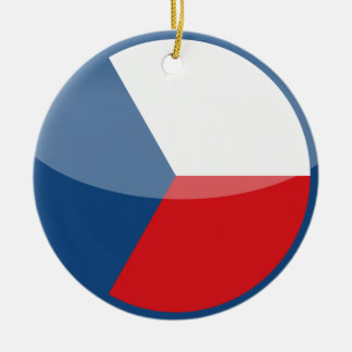 czech republic ceramic ornament