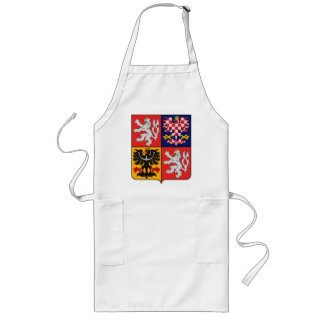 Czech Republic Coat of Arms Apron