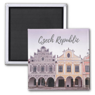 Czech Republic Collectible Magnet