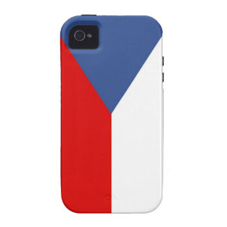 czech republic country flag case Case-Mate iPhone 4 cover