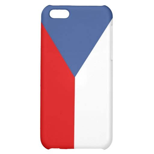 czech republic country flag case cover for iPhone 5C