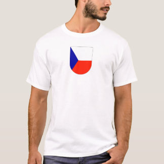 Czech Republic Crest T-Shirt