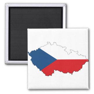 Czech Republic CZ Magnet