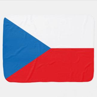 Czech Republic Flag Pramblankets