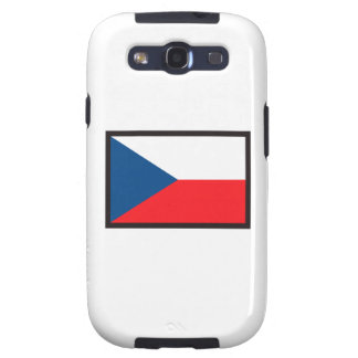 CZECH REPUBLIC FLAG GALAXY SIII COVERS