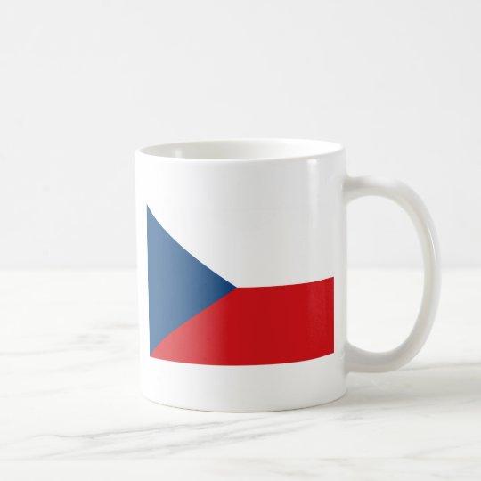 Czech Republic Flag - Česká vlajka Coffee Mug