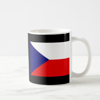 Czech Republic Flag Coffee Mug