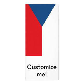 Czech Republic Flag Announcement