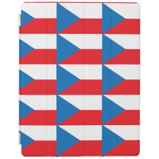 Czech Republic Flag iPad Cover