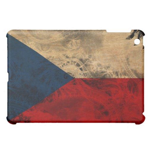 Czech Republic Flag iPad Mini Cases