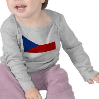 Czech Republic Flag Tshirts