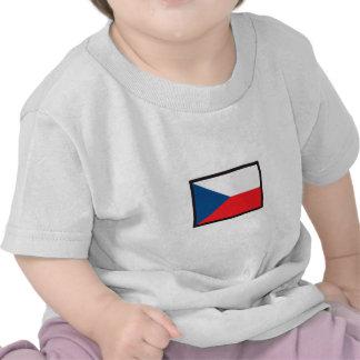 CZECH REPUBLIC FLAG SHIRT