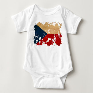Czech Republic Flag Tshirt