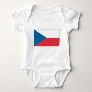 Czech Republic National Flag Shirt