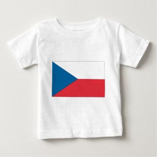 Czech Republic National Flag Tee Shirts