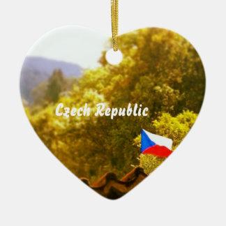 Czech Republic Ornament