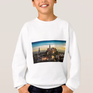 Czech Republic Skyline Sweatshirt