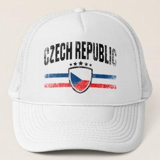 Czech Republic Trucker Hat