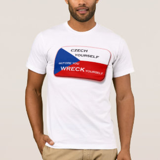 CZECH Yourself T-Shirt