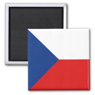 Czechia Flag Magnet