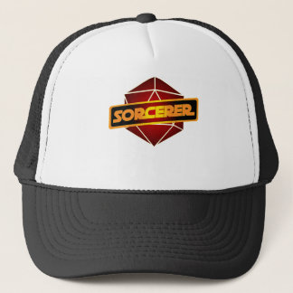 D20 Star Sorcerer Trucker Hat