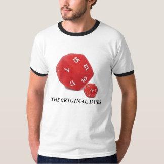 d20, THE ORIGINAL DUBS T-Shirt