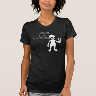 D2E Women's Logo Tee