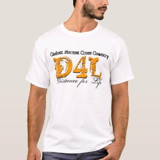 D4L Cadott Hornet Cross Country T-Shirt