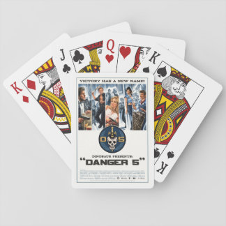 D5 Series 1 Playing cards. Playing Cards