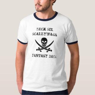 D6 Scallywags Men's tee