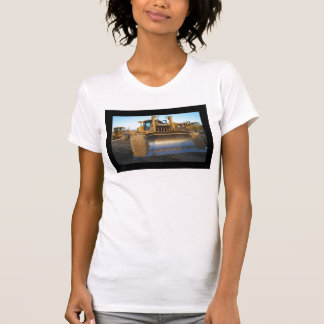 D8T Dozer design on front - Customized T-Shirt