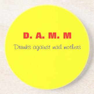 D A M M Coaster