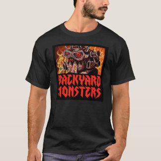 D.A.V.E. Backyard Monsters T-Shirt