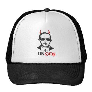 """""""D.B. Satan"""" Hats"""
