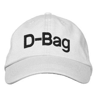 D-Bag Personalized Adjustable Hat Baseball Cap