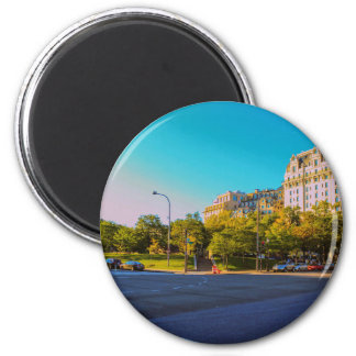D.C. Street Magnet